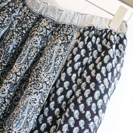 [Pre-loved]  Ulla Johnson Mini Skirt - Navy