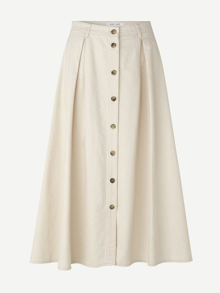 Samsoe & SamsoeRowena Skirt - Warm White