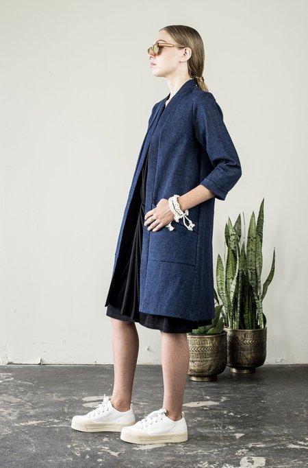 Jude Clothing Sayulita Jacket - Indigo Denim