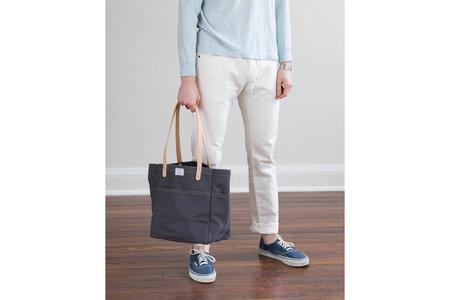 Artifact Duck Canvas & Leather Day Tote