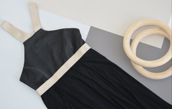 VPL Mastoid Dress: Black