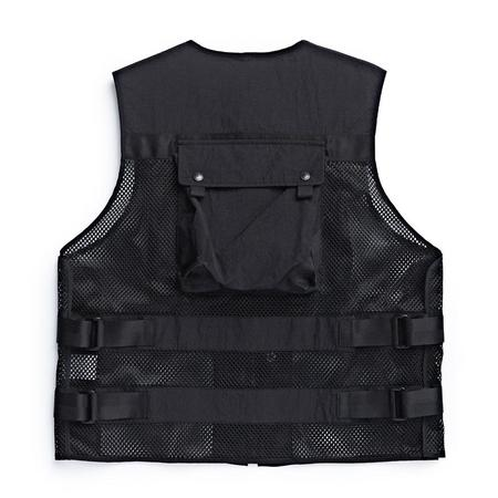 Eastlogue Vest Nylon Washer - Black