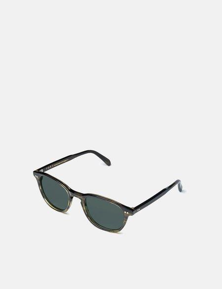 Unisex Article. Fora Rider Sunglasses - Olive