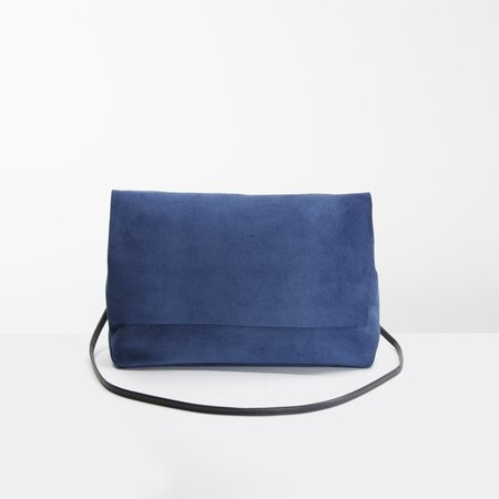 Gonthier Atelier Suede Handbag