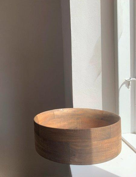 101 Copenhagen Mango Wooden Bowl - Brown