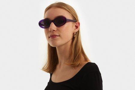 KOMONO Ana Sunglasses - Violet