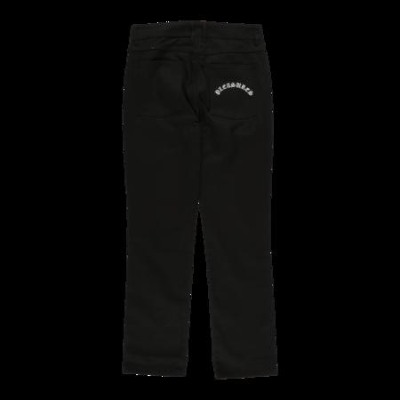 PLEASURES Dozer Denim Pants - Black