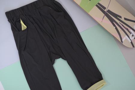 VPL Tracking Pants: Grey