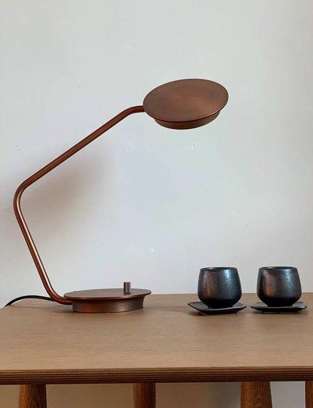 101 Copenhagen Modernist Table Lamp - Brown