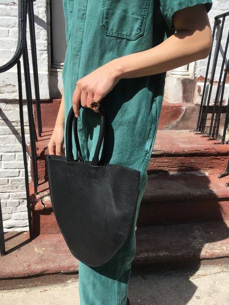 Alexa Stark CW Mini Leather Bag - Black