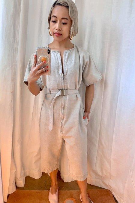 Rachel Comey New Arta Jumpsuit - Khaki Wash