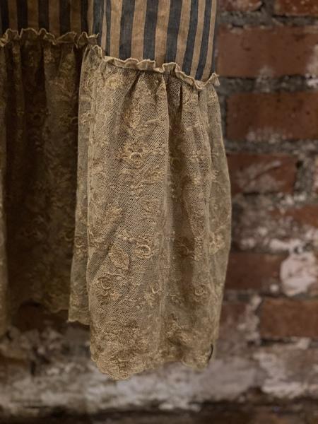 Pero Long Striped Dress