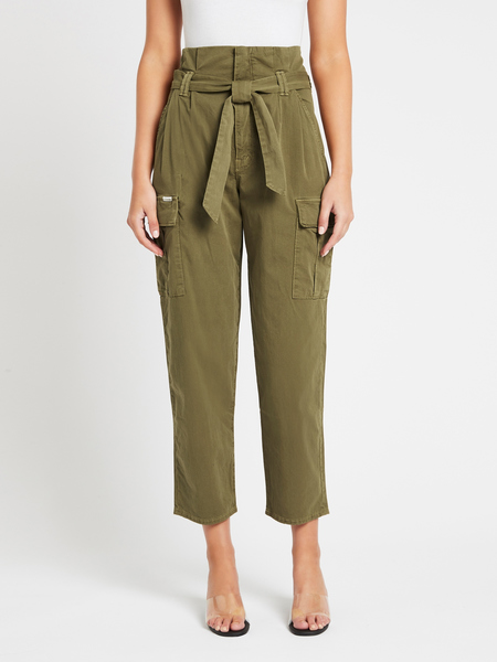Mother Denim The Greaser Paperbag Cargo Pant - More Than Words