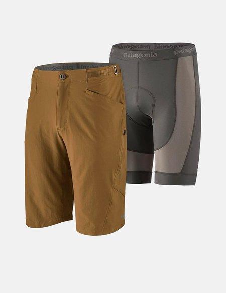 "Patagonia Dirt Craft 11½"" inseam Bike Shorts - Coriander Brown"