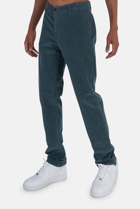 massimo alba Winch Pants - Green