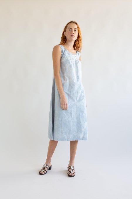 WOLF & GYPSY VINTAGE Tie Dye French Cotton Slip 15