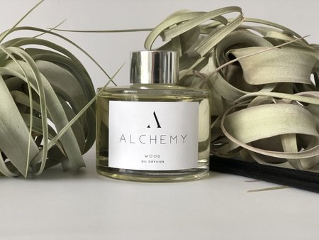 Alchemy Co. Oil Diffuser - Wood