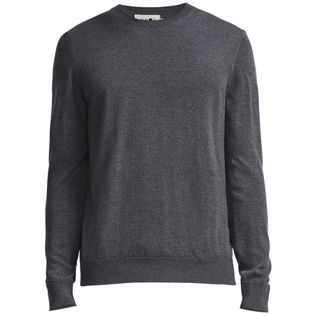 NN07 Ted Sweater - Antracite Grey Melange
