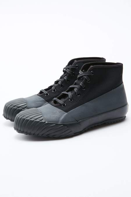 MoonStar Shoes Alweather Sneakers - Black