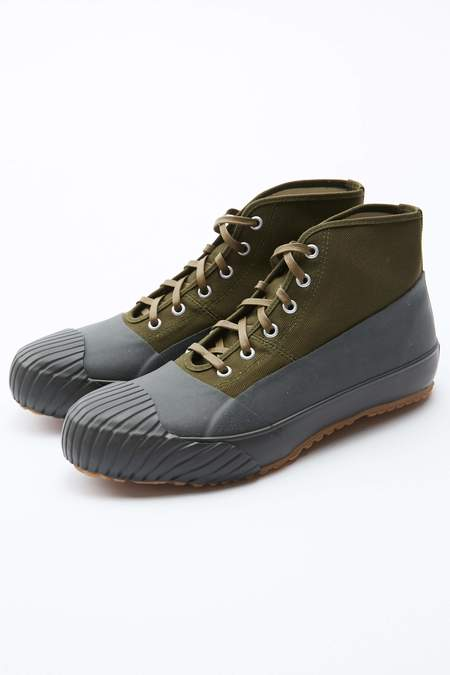 Moonstar Men's Alweather shoes - Khaki