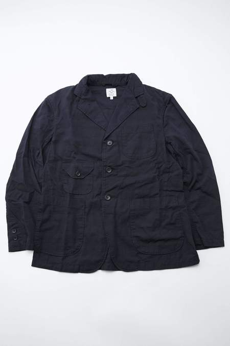The Conspires Mil Jacket - Navy
