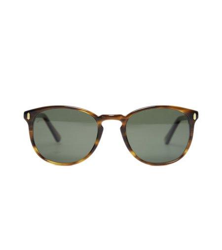 Dom Vetro X Freemans Sporting Club M01 Sunglasses - Vintage Tortoise