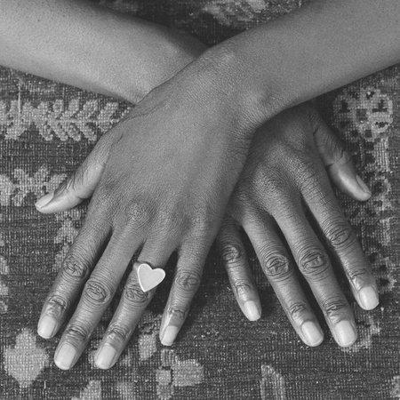 Sophie Buhai Heart Ring - Silver
