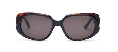 Carla Colour Leia Sunglasses - Black Tortoise