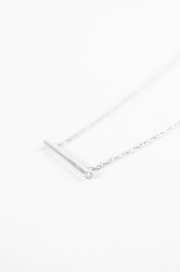 Still House Sterling Silver Indi Necklace