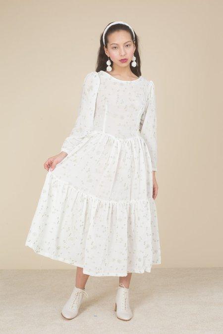 Samantha Pleet Ophelia Dress - White