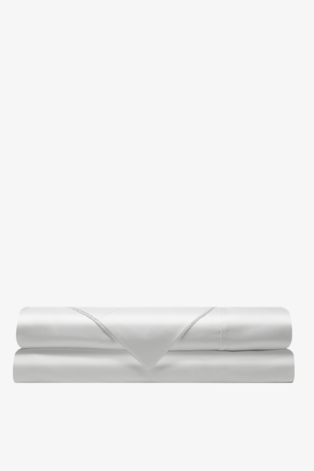 St. Genève Capri Cotton Bedding - White
