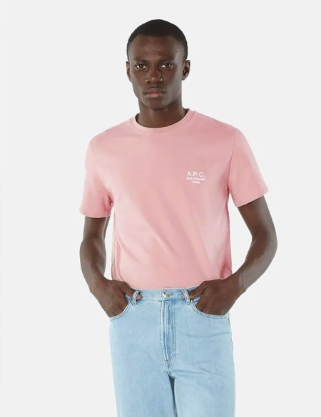 A.P.C. Raymond T-Shirt - Rose