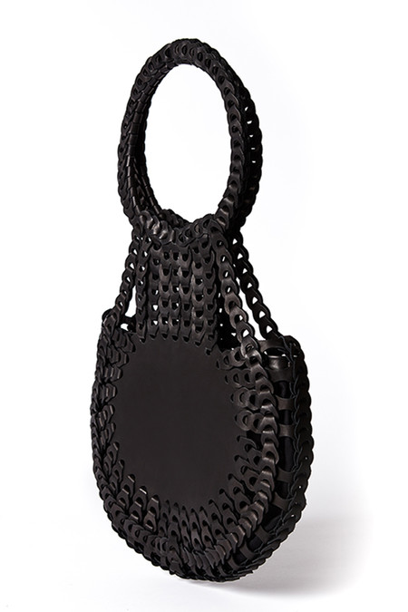 moses nadel Chainmail Bag