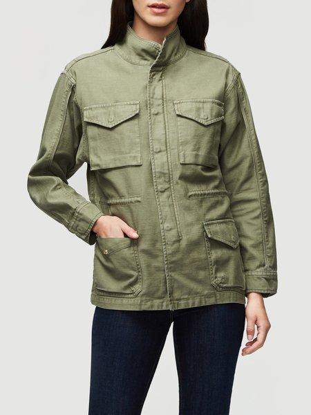 FRAME Denim Service Jacket - Military
