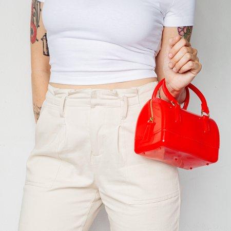 Poketo Joie Red Mini Bag
