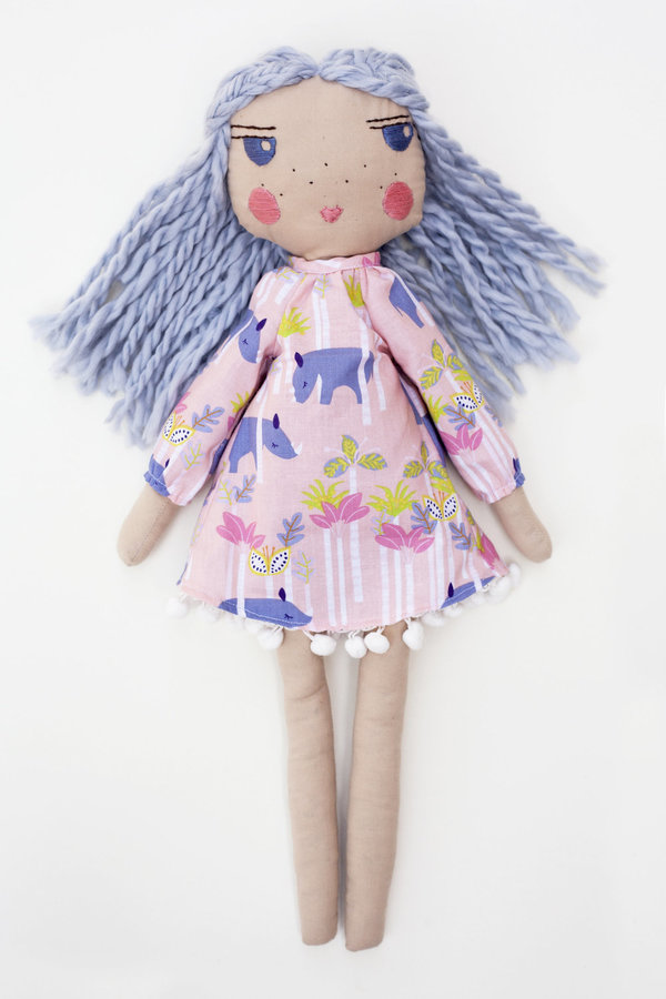 friends forever doll - violet