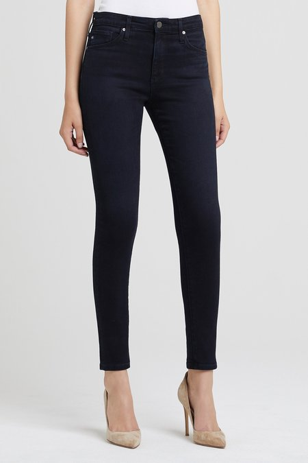 Adriano Goldschmied Farrah Skinny Ankle - Blue Above