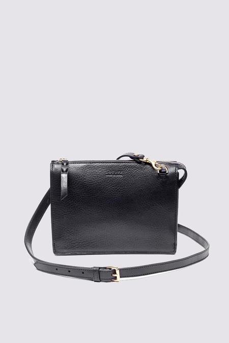 Lotuff Leather The Tripp Bag - Black