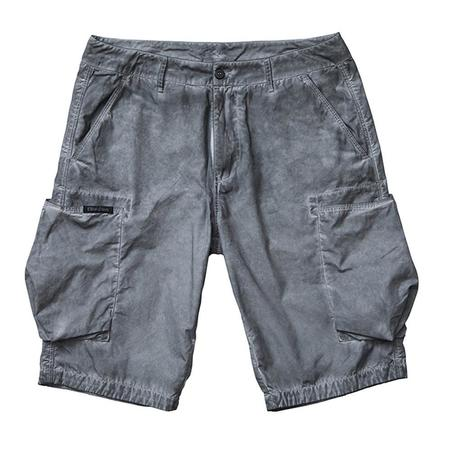 Liberaiders Overdyed Shorts - Black