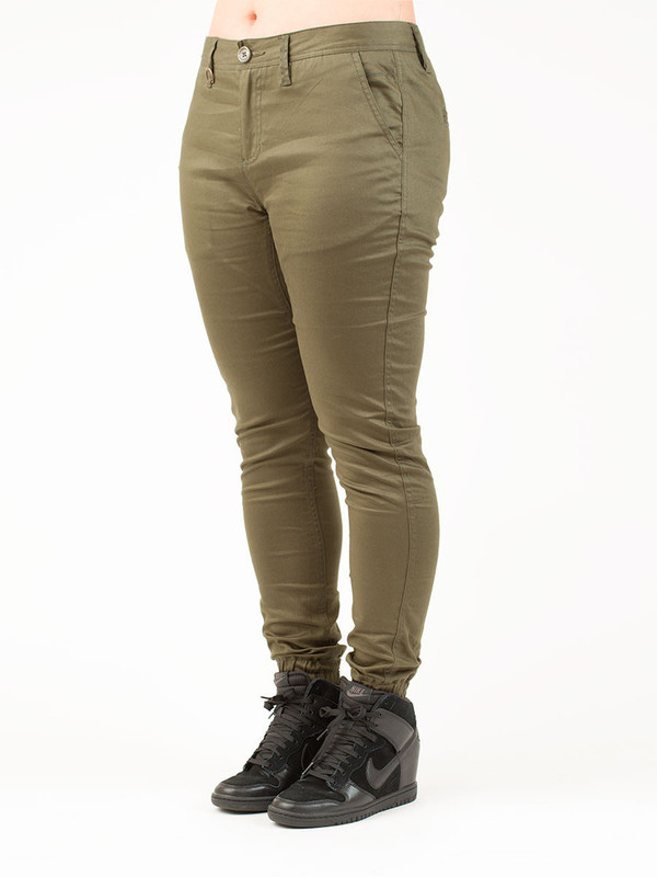 Penfield - Hanna Pant in Olive
