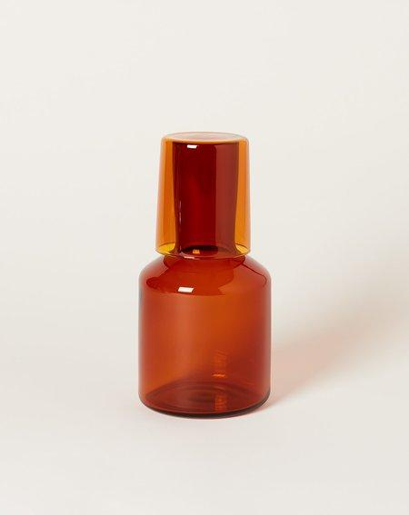 Maison Balzac Carafe Set - Amber