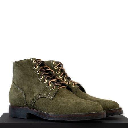 Viberg Boondocker Service Boot - Hunter Green