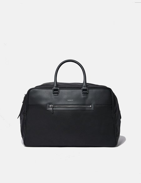 Sandqvist Mattias Weekend Bag - Black/Black