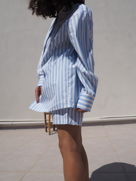 By Signe Ivy Shirt - Striped