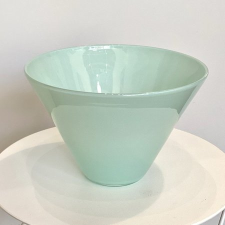 Cedric Mitchell Design Masai Glass Bowl - Arctic