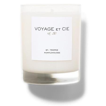 Voyage Et Cie Pamplemousse Candle