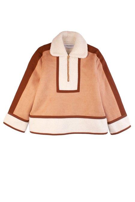 L.F. Markey Griffin Coat - Fawn