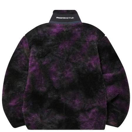ThisIsNeverThat Boa Fleece Jacket - Purple