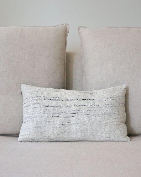 VOZ Apparel Pima Lineas Lumbar Pillow