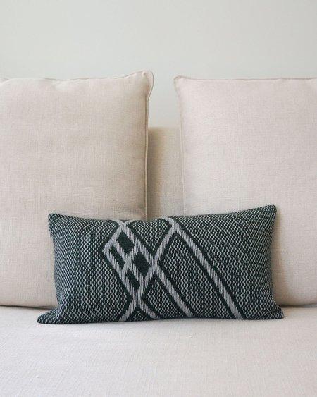 VOZ Apparel Che Lumbar Pillow - Forest Green
